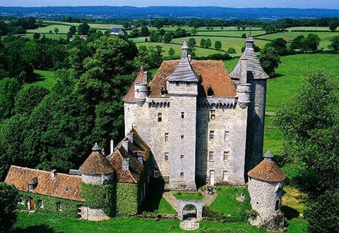 Château-de-Villemonteix