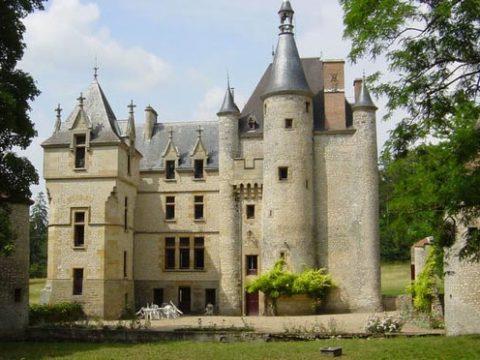 Château de l'Augère
