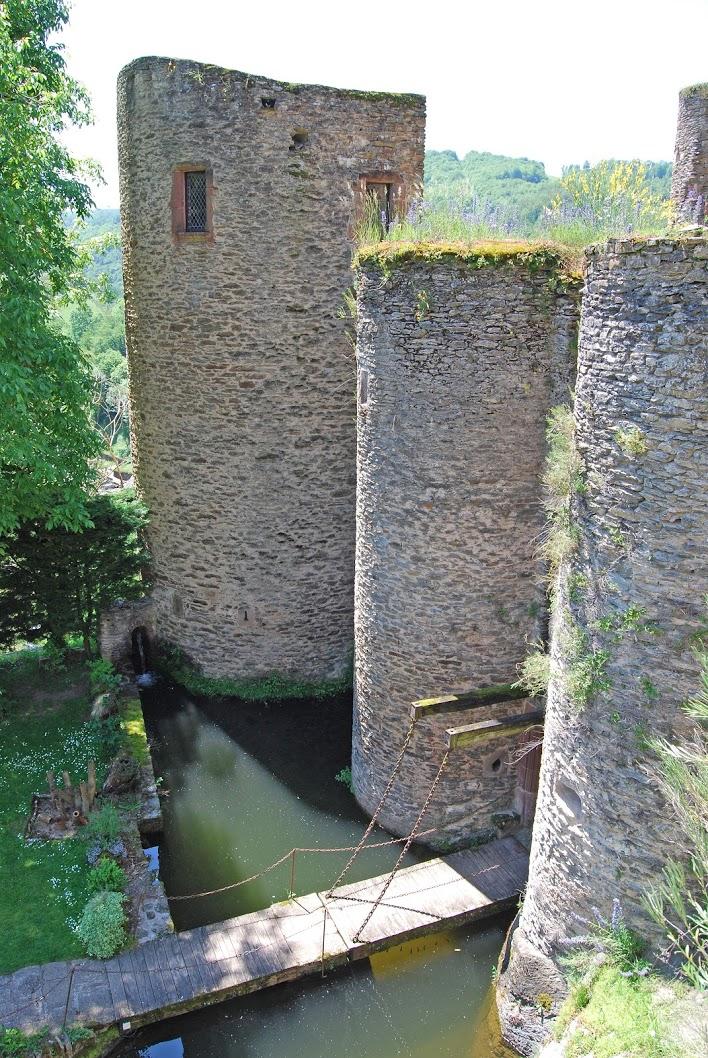 pont levis Belcastel