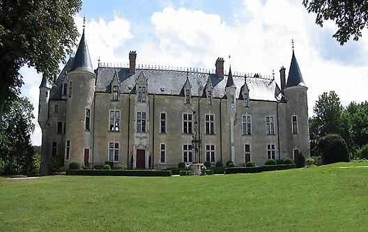 Château de Chacenay