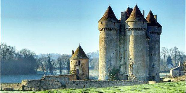 château-de-Sarzay