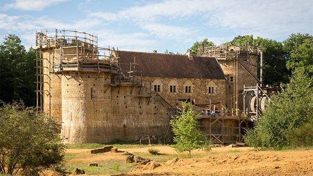 château-de-guédelon