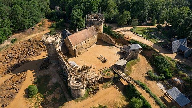 chateau-de-guedelon-construction