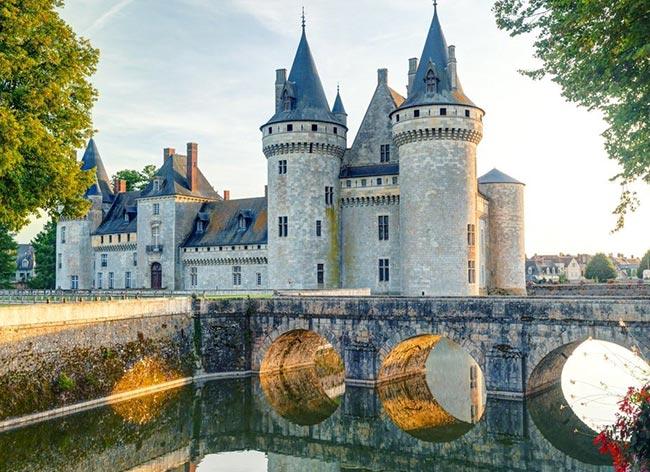 Château-de-Sully-sur-Loire-pont