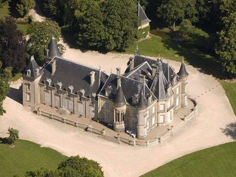 Château-de-Thillombois